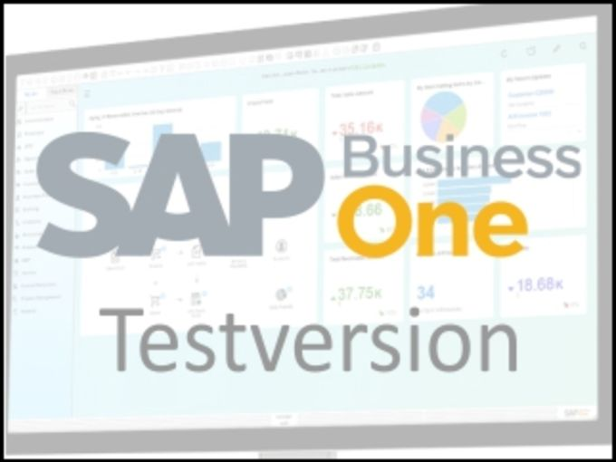 SAP Business One Testversion